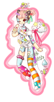 Decora Step Angel OTA [closed] by SushiGoddess