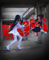 Cosplay ( Kill la Kill ) by AkiDiarmuid