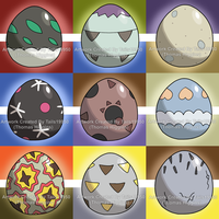 Alolan Pokemon Eggs - Part 4