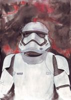 Stormtrooper by markdegroot