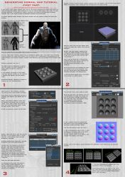 Normal Map Tutorial Part One by Councilor