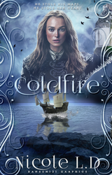 COVER#11 Cold Fire by Baneen232