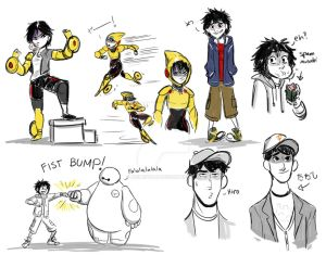 Some More BH6