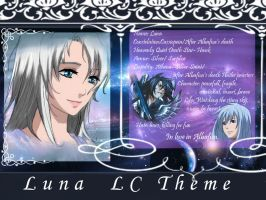 Luna LC Theme by Casiopeasaint