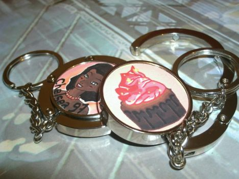 Key chains by Chels97