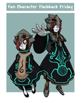 Forte's Fan Character Flashback Friday 4 by forte-girl7