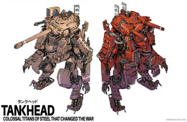 Tankheads by emersontung
