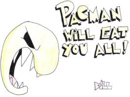 Pacman by doctor-pepper-man