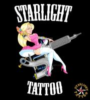Starlight tattoo by Age-Velez