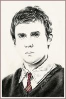Neville Longbottom by thewholehorizon