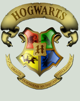 Hogwarts Crest by cost1977