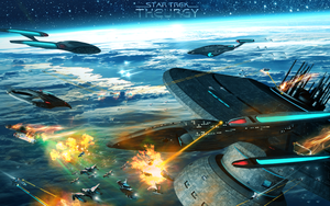 Battle of Starbase 84 | Star Trek: Theurgy by Auctor-Lucan