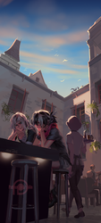Patreon rough - by shilin