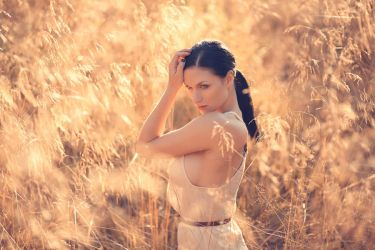 Fields of gold by SisterSinister