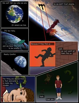 Animorphs Comic by Cloud-Breaker
