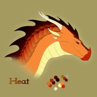 Heat by xTheDragonRebornx