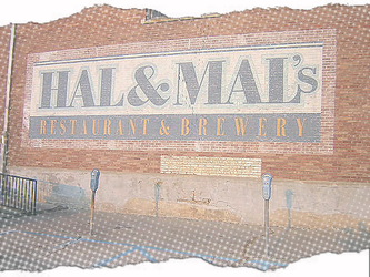 Hal and Mal's by n0vacancy