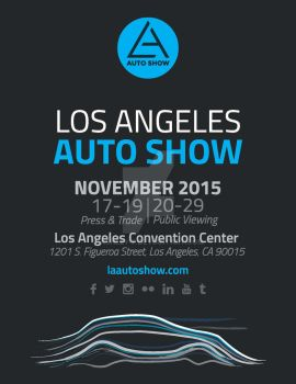 LA Auto Show (text-driven) by ashley-f