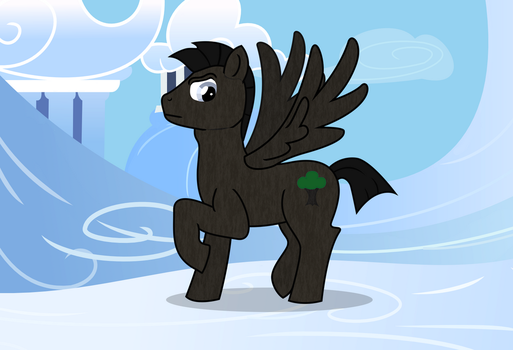 ''Greencloud'' - (Soot-camouflaged Woodwinger) by Malte279
