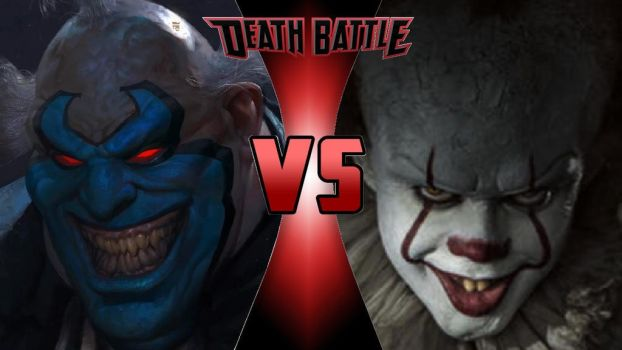 Violator vs. Pennywise by OmnicidalClown1992