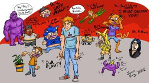For All the Assoholic Bitches-IHE by killer-kay-james
