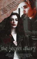 The Secret Diary||Wattpad Cover|| by DaisyChan55