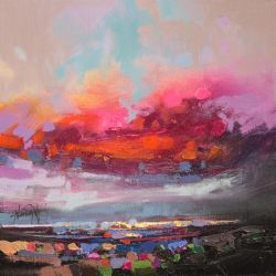 Staccato Loch Study 1 by NaismithArt