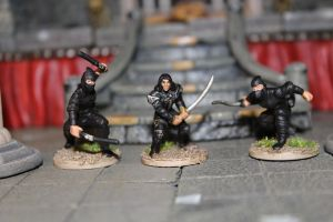 Heroclix conversion repaint rebase 8 by MrVergee