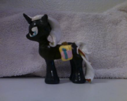 Fallout Equestria: Velvet Remedy Clay Figurine by JessieReigne