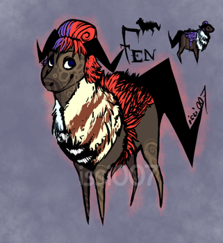 .::Fen::. by issi007