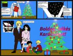 Vincent Holiday Special 4. by V-kony