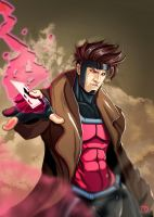 Gambit by Madboy-Art