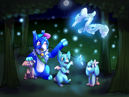 Bug Camp: Moonweeds by DrChaos113