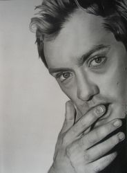 Jude Law by AnoukR