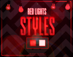 STYLES #8: Red Lights by Hallyumi