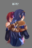 Comm: Severa/Lucina by CYANTEA