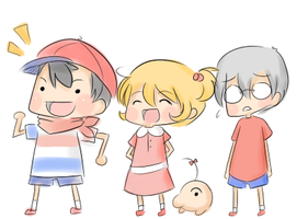 MOTHER 1 Kids by xenir