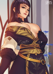 Gentiana by lires