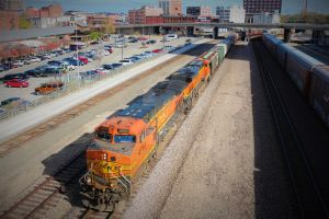 BNSF 4767 West. by Railphotos