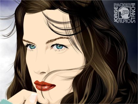 Liv Tyler by jorgepacker