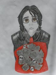 Can i see your daughter? Gerard Way by jingles522