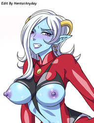 Towa's Breasts Exposed by HentaiAnyday