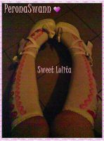 Lolita shoes by LuffySwan
