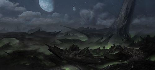 Grey Planet by mutiny-in-the-air
