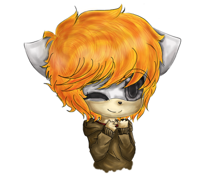 Nye McCarthy Chibi by OptimisticGlader