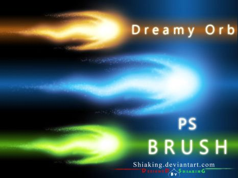 Dreamy Orb brush PS by shiaking