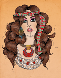 Gypset by DissyButterfly