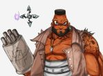 Barret Wallace by Westfactor