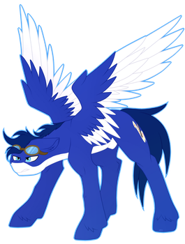 [COMMISSION] Sapphire by xX-NocturnalSkies-Xx