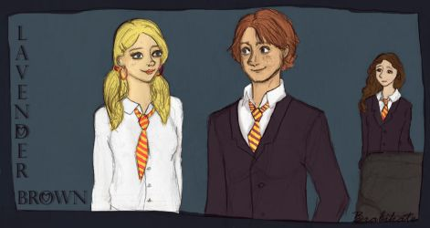 Ron's loves: part 2 by brabikate